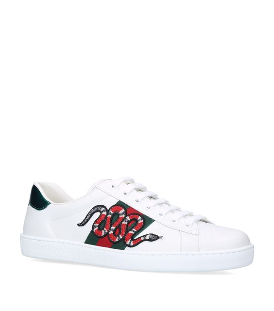 Snake Ace Sneakers
