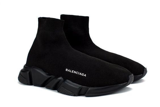 speed sneakers black