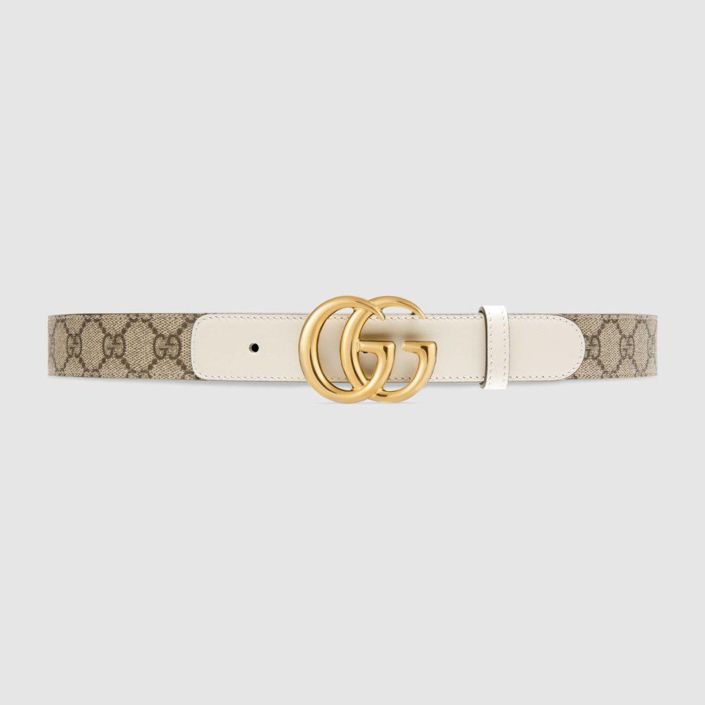 GG thin Marmont Belt
