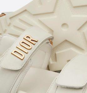 รองเท้าแตะ DiorAct